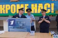 Звёзды Первого канала устроили концерт в военной части, Фото: 15