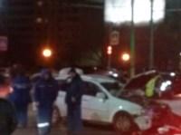 Авария на перекрестке Ложевая-Степанова. 11.11.2014, Фото: 4