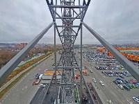 В Туле открылось самое высокое колесо обозрения в городе, Фото: 74