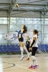 Тульские волейболистки готовятся к сезону., Фото: 25