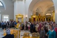 12 июля. Праздничное богослужение в храме Святых Петра и Павла, Фото: 100