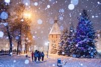 Вечерний снегопад в Туле, Фото: 17