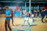 В Туле прошел фестиваль красок и летнего настроения, Фото: 93
