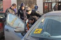 Тульский «СтопХам» проверил парковочные места для инвалидов., Фото: 2