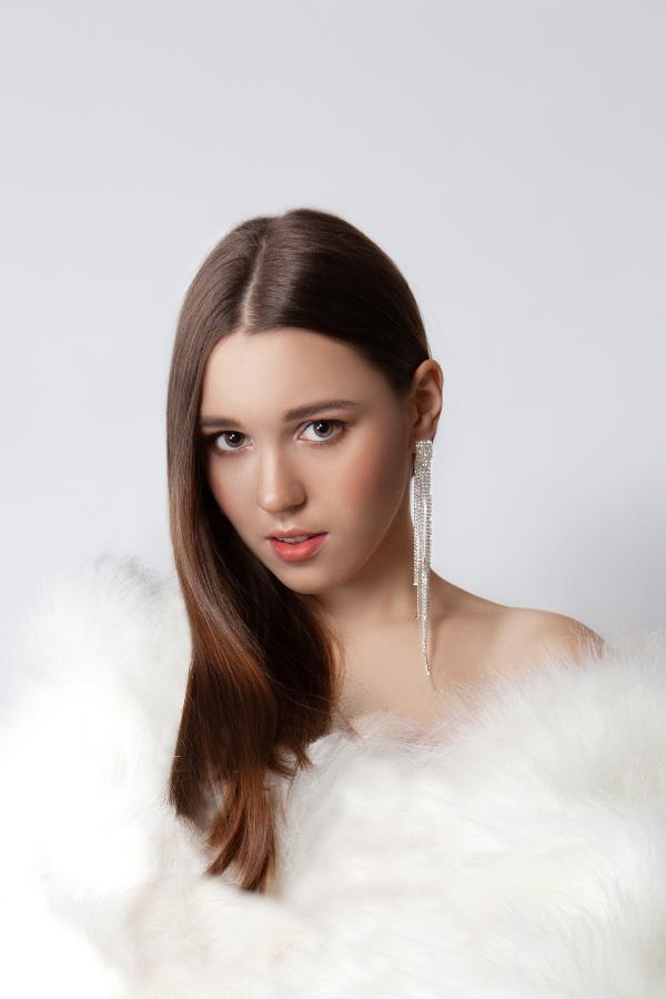 №3. Жозефина Бережная, 16 лет