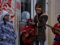 Масленичные гулянья в Плавске, Фото: 12