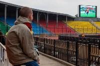 Арсенал - ЦСКА: болельщики в Туле. 21.03.2015, Фото: 43