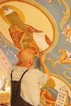 Груздев оценивает ход реставрации в Кремле. 22.06.2015, Фото: 10