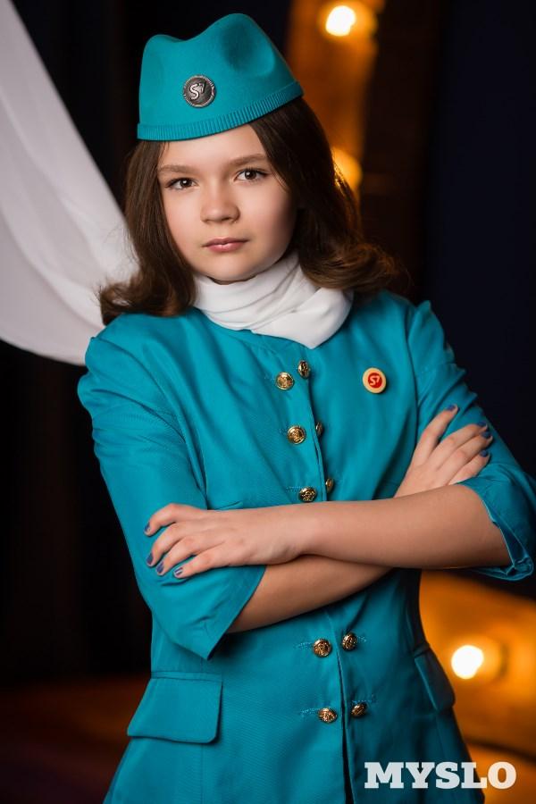 Василиса Чукина, 10 лет
