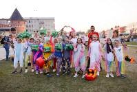 На тульском «Газоне» прошла пижамная вечеринка, Фото: 95