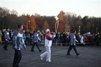Третий этап эстафеты олимпийского огня: проспект Ленина, Фото: 55
