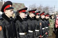 70-летие передачи Красной армии танковой колонны «Дмитрий Донской», Фото: 5
