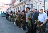 Присяга в Тульском суворовском училище: фоторепортаж, Фото: 33