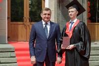 Губернатор вручил дипломы с отличием выпускникам магистратуры ТулГУ, Фото: 6