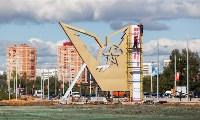 Установка стелы возле Тульского суворовского училища, Фото: 5