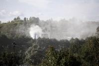 Известковая пыль в Барсуках, Фото: 2