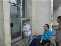 """""""Недоступная среда"""" для тульских инвалидов, Фото: 1"""