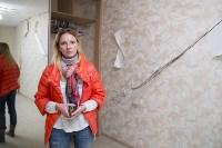 Стена на улице Рязанской, Фото: 10