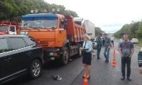 Страшная авария на М-2 в Плавском районе, Фото: 3