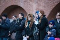 Средневековые маневры в Тульском кремле. 24 октября 2015, Фото: 38