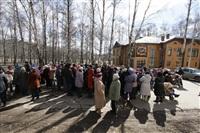 Собрание жителей в защиту Березовой рощи. 5 апреля 2014 год, Фото: 43