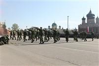Военный парад в Туле, Фото: 30