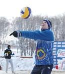 III ежегодный турнир по пляжному волейболу на снегу., Фото: 71