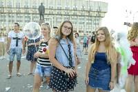 В центре Тулы прошла большая пенная вечеринка, Фото: 139