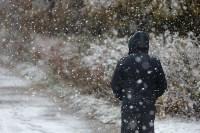 Первый снег в Туле, Фото: 6