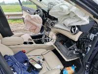 В серьезном ДТП на М-2 в Туле пострадали три человека, Фото: 14