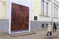 Дом офицеров освободили от незаконной рекламы, Фото: 1