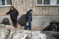 В Туле подвал дома неделю был затоплен канализацией, Фото: 11