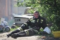 Пожар в Плеханово 9.06.2015, Фото: 43