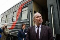 Встреча Валерия Гергиева на Московском вокзале в Туле, Фото: 12