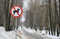 В Комсомольском парке прошёл рейд по выявлению собачников-нарушителей, Фото: 4