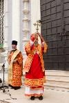 Вручение медали Груздеву митрополитом. 28.07.2015, Фото: 42