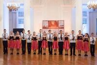 В колонном зале Дома дворянского собрания в Туле прошел областной кадетский бал, Фото: 111