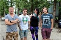 В клубе «М2» для «забитых» туляков выступили татуированные музыканты, Фото: 4