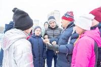 В Туле прошли массовые конькобежные соревнования «Лед надежды нашей — 2020», Фото: 17