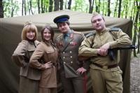 В Центральном парке воссоздали боевой подвиг советских солдат, Фото: 46