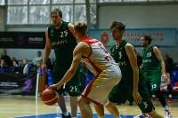Тульские баскетболисты «Арсенала» обыграли черкесский «Эльбрус», Фото: 40
