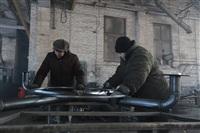 Владимир Груздев в Дубенском районе. 30 января 2014, Фото: 29