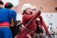 Средневековые маневры в Тульском кремле. 24 октября 2015, Фото: 84