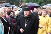 Торжественное освящение колоколов Успенского собора, Фото: 8
