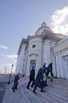 Пасхальное богослужение в Епифани, Фото: 95