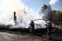 Пожар в Плеханово 9.06.2015, Фото: 23