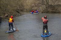 Сотни туристов-водников открыли сезон на фестивале «Скитулец» в Тульской области, Фото: 53