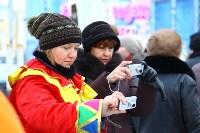 Арт-объекты на площади Ленина, 5.01.2015, Фото: 27