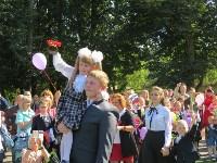 1 сентября в тульских школах прошли праздничные линейки , Фото: 6