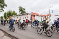 В Туле прошел большой велопарад, Фото: 97